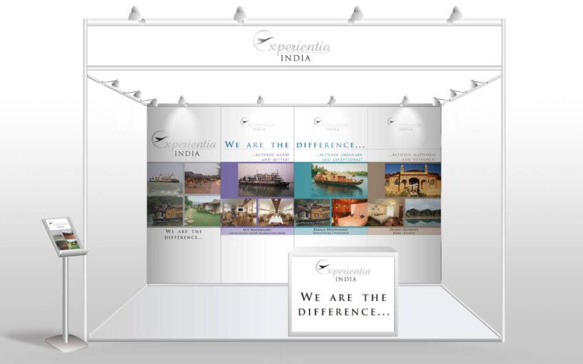 Exhibition stall design, Experientia India