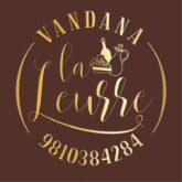 La Leurre by Vandana logo design