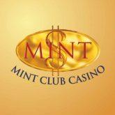 Mint Club Casino logo design