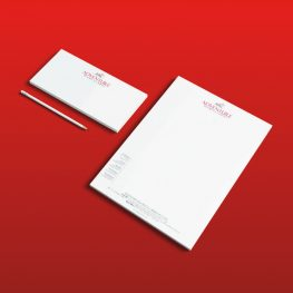 ARC stationery design
