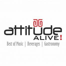 Attitude-Alive Logo design
