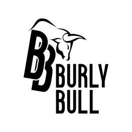 Burly Bull logo design